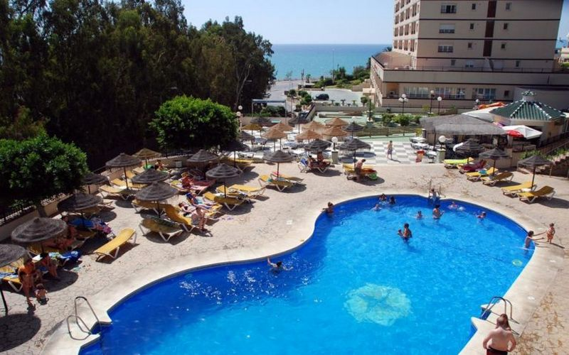 Flatotel Apartments Benalmadena Golf costa del sol golf holidays