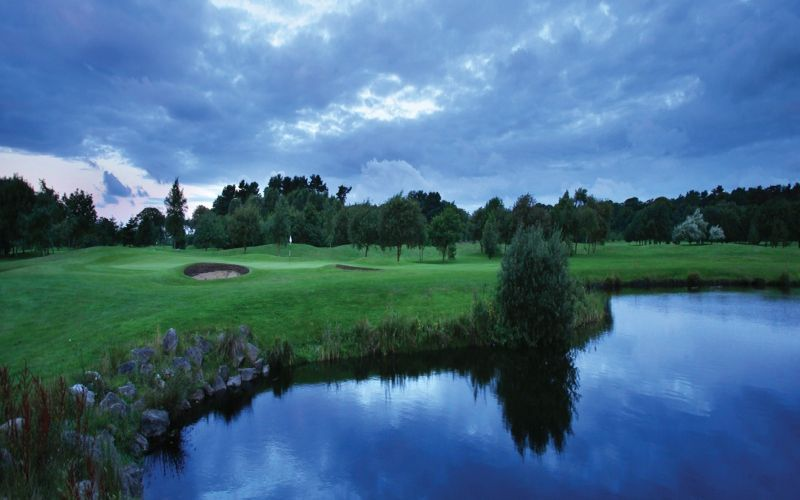 Formby Hall UK Golf