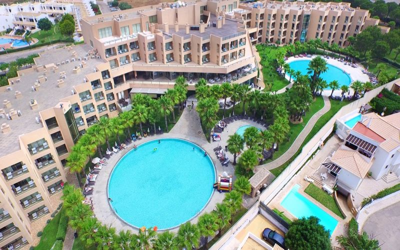 sao rafael suites golf holidays
