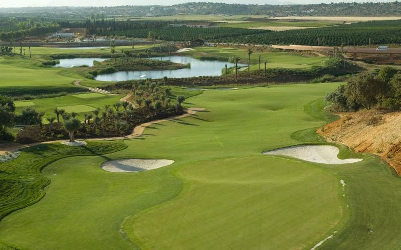 Amendoeira Faldo Golf Course