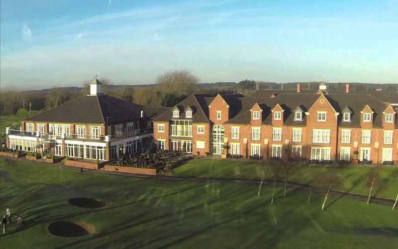 Formby Hall Club Golf Travel UK