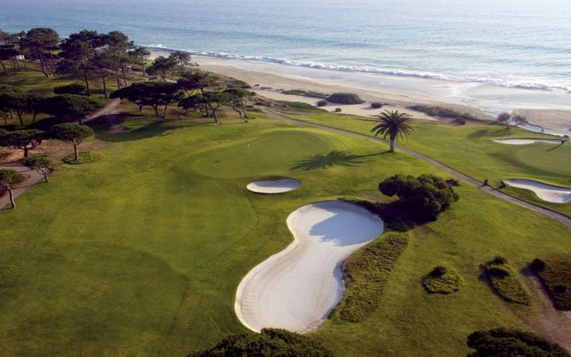 Vale Do Lobo Golf Algarve