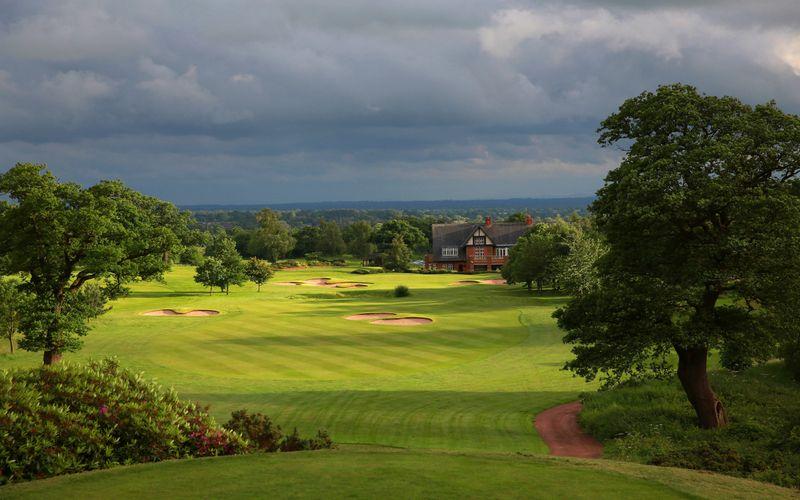 Carden Park Hotel & Golf Club Cheshire