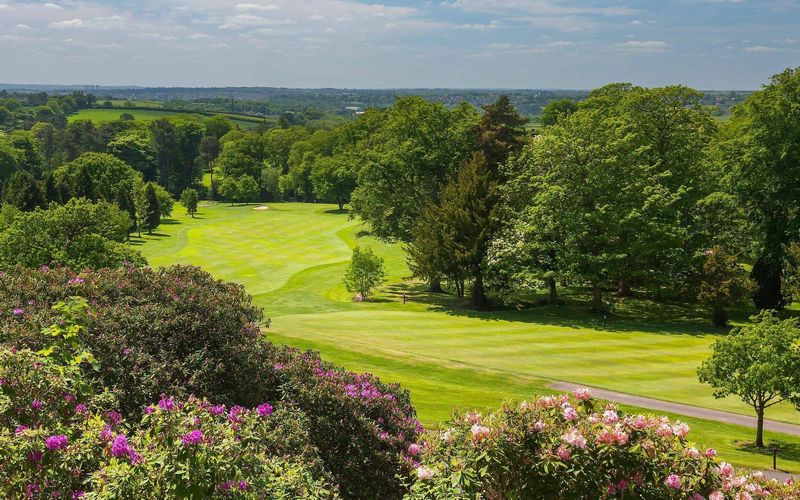 Breadsall Priory Championship Golf Course Breadsall Priory golf breaks