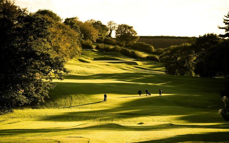 Breadsall Priory Championship Golf Course