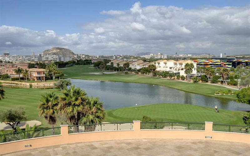 Alicante Golf Costa Blanca