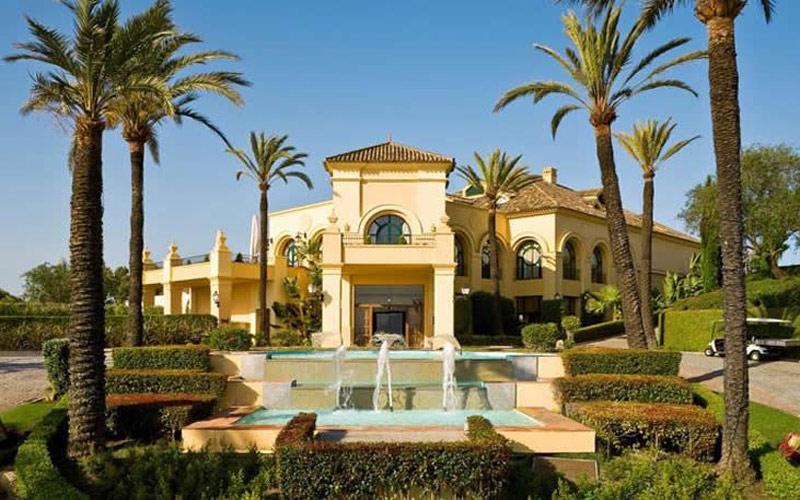 Almenara Hotel Sotogrande costa del sol golf holidays