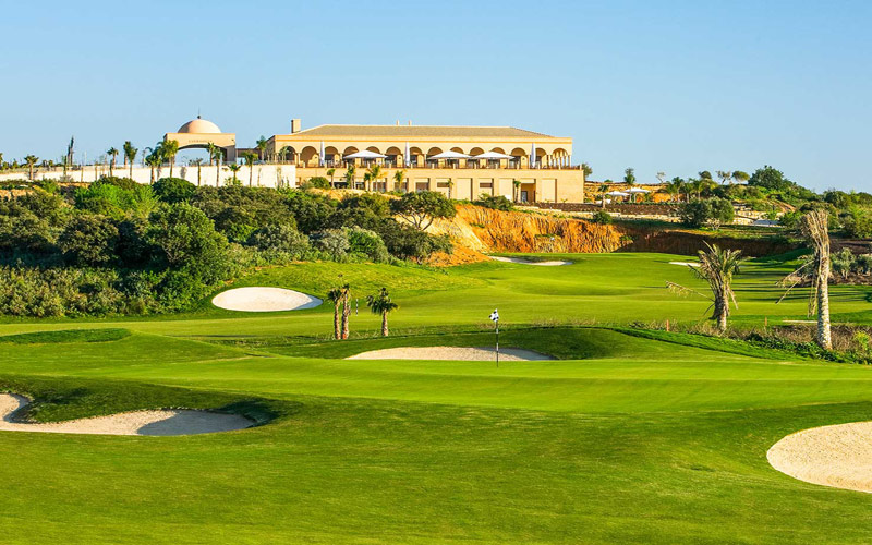 Amendoeira Hotel & Golf Resort unlimited golf holidays