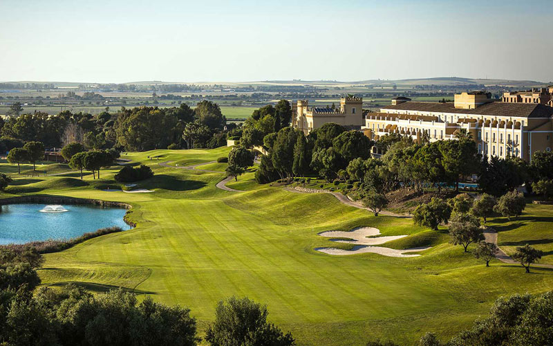 Barcelo Monte Castillo Golf all inclusive golf holidays