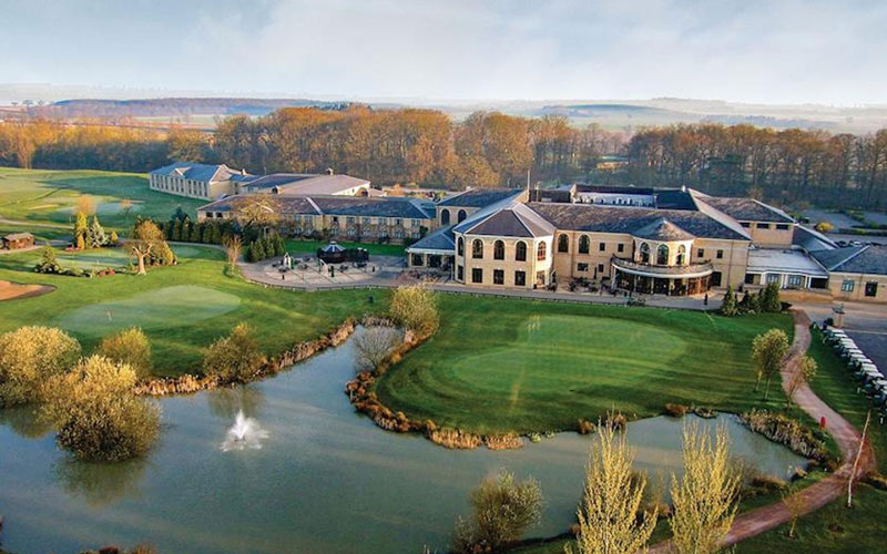 Belton Woods Golf midlands golf breaks