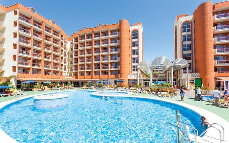 Belvedere Hotel Catalonia costa dorada golf holidays