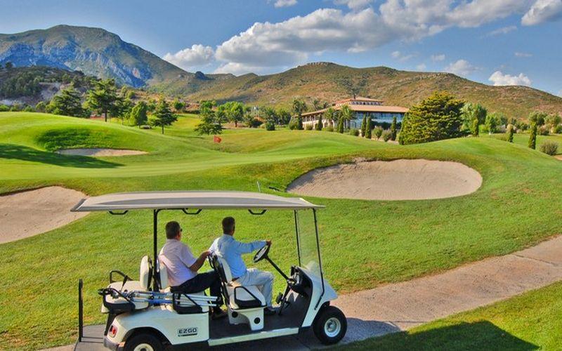 Bonmont Golf Course Cambrils Costa Brava