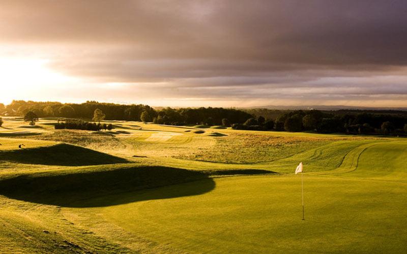 Breadsall Priory Golf Club midlands golf breaks