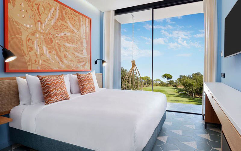 Caddy Rooms PGA Cataluyna costa brava golf holidays