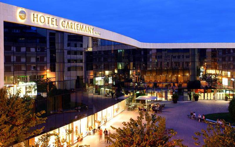 Carlemany Hotel Girona costa brava golf holidays