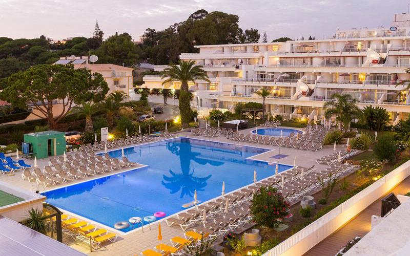 Hotel Club Praia Oura Albufeira golf holidays