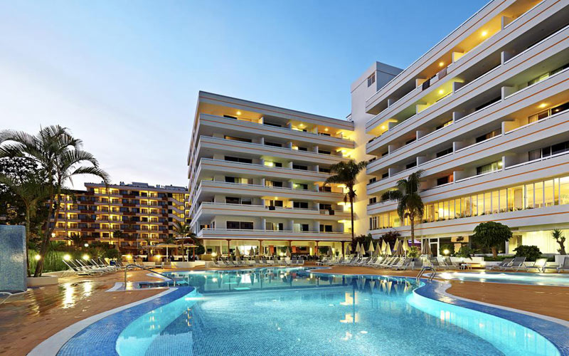Corral Suites Hotel Tenerife tenerife golf holidays