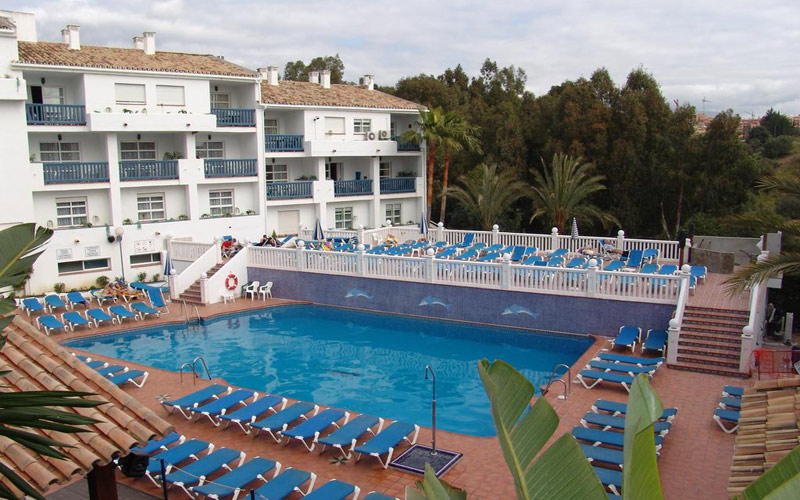 Crown Resorts Marbella costa del sol golf holidays