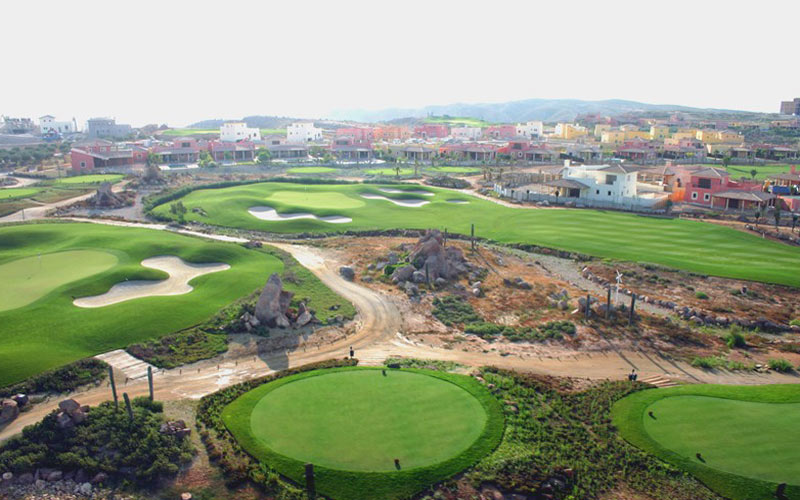 Dessert Springs Golf Almeria murcia golf breaks almeria golf holidays