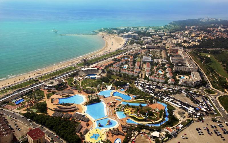 Estival Park Hotel Salou costa dorada golf holidays