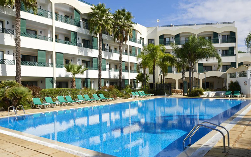 Formosa Park Hotel Almancil vale do lobo golf holidays quinta do lago golf breaks