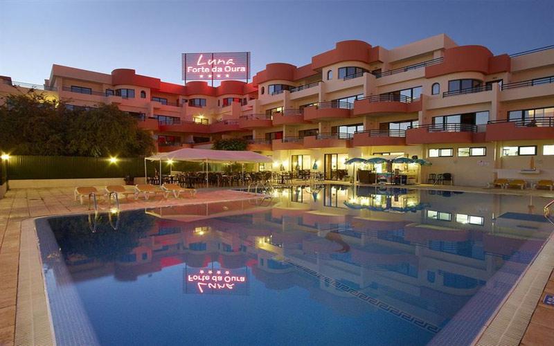 Hotel Forte Da Oura Albufeira golf holidays