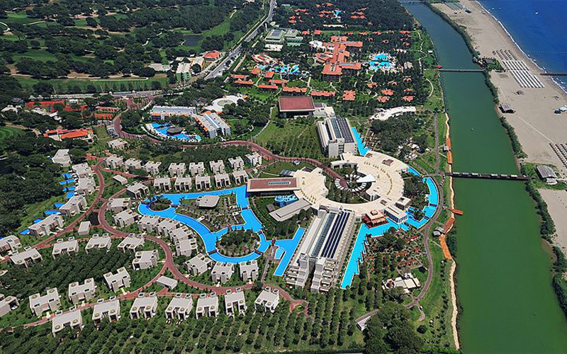 Gloria Serenity Hotel & Golf Belek turkey golf holidays