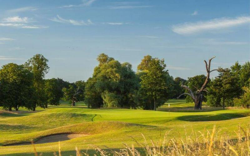 Hanbury Manor Golf Course