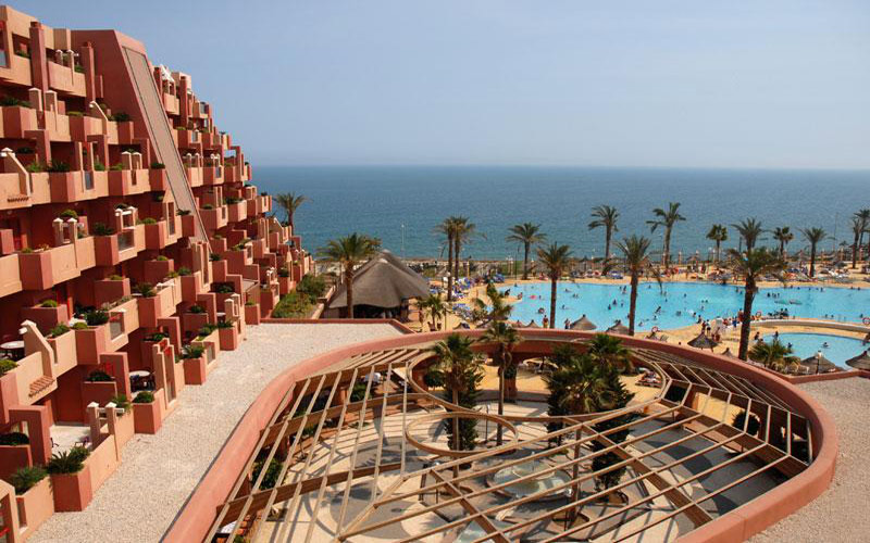 Holiday World Palace costa del sol golf holidays