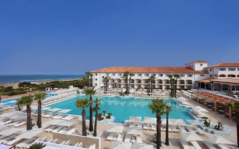 Iberostar Andalucia Playa costa de la luz golf holidays
