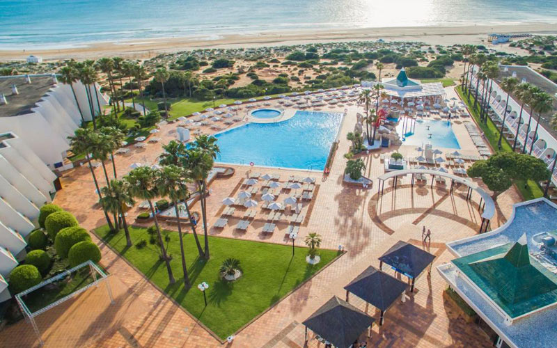 Iberostar Royal Andalus Golf costa de la luz golf holidays