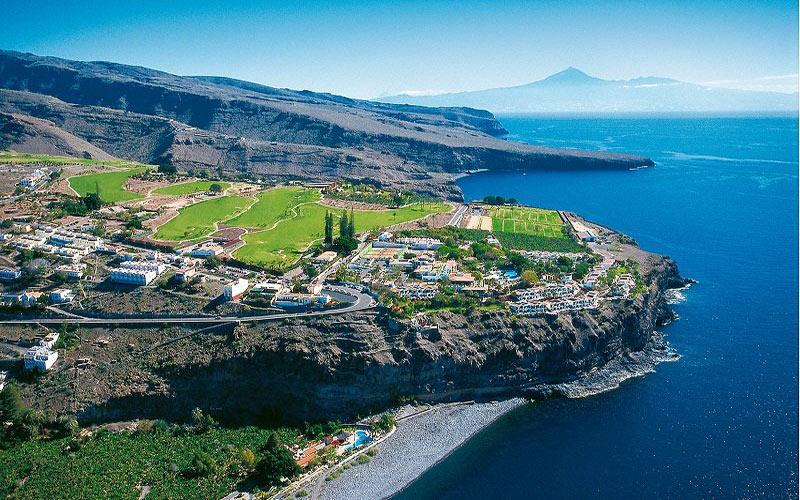 Jardin Tecina Tenerife tenerife golf holidays