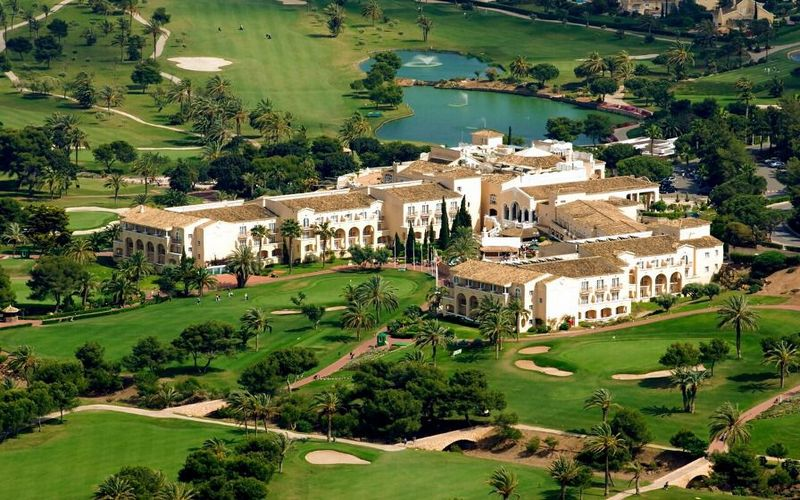 La Manga Club Principe Felipe murcia golf breaks almeria golf holidays
