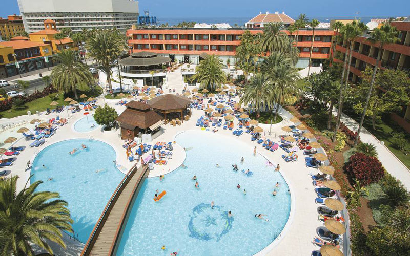 La Siesta Playa Hotel Tenerife tenerife golf holidays