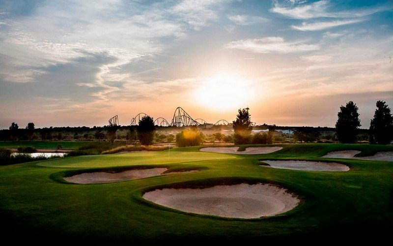 Lumine Golf Course Holidays