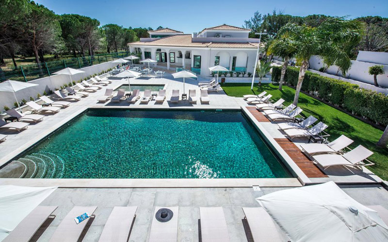 Magnolia Hotel Algarve vale do lobo golf holidays quinta do lago golf breaks