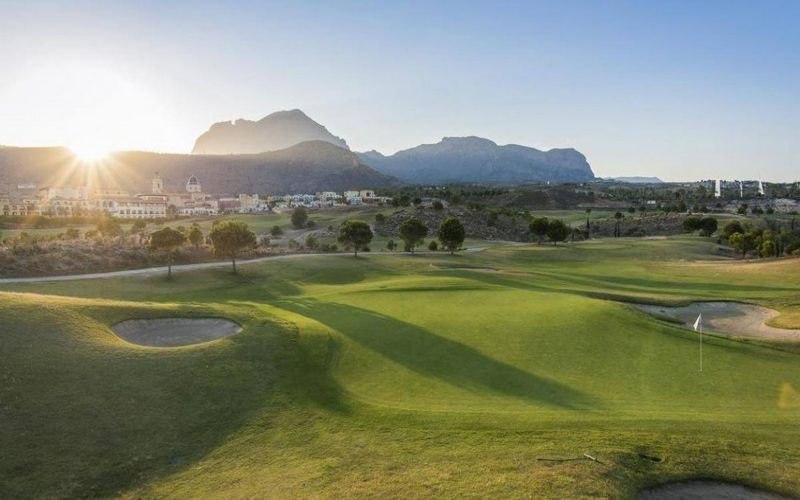 Melia Villaitana Golf Course Alicante