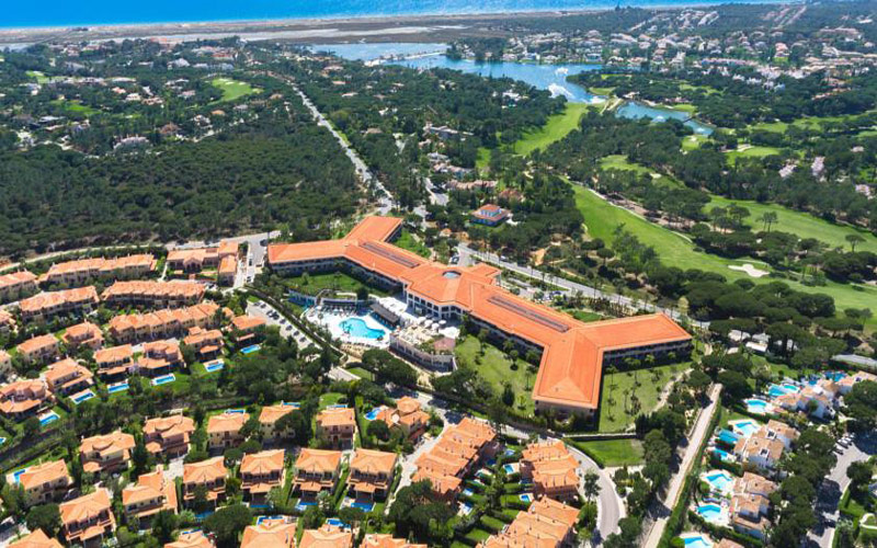 Monte Da Quinta Resort Algarve vale do lobo golf holidays quinta do lago golf breaks