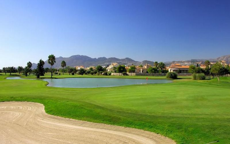 Oliva Nova Golf Course Costa Blanca