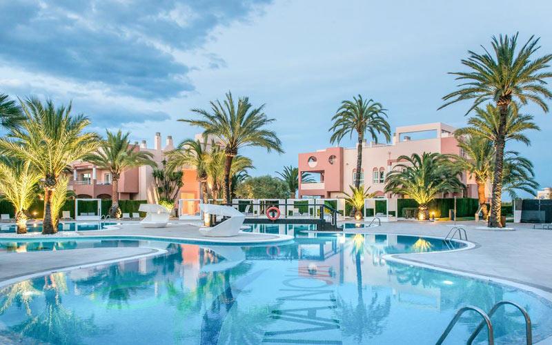 Oliva Nova Hotel costa blanca golf holidays