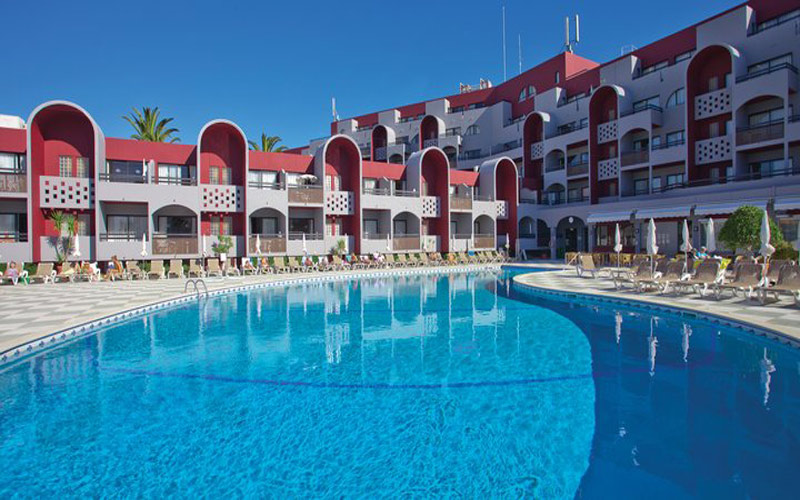 Oura Praia Hotel Albufeira golf holidays