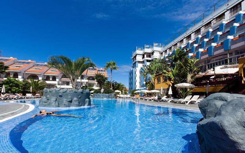 Paradise Park Hotel Tenerife golf holidays