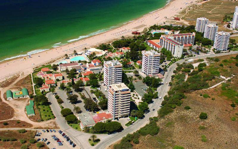 Pestana Dom Joao II Hotel Alvor golf holidays