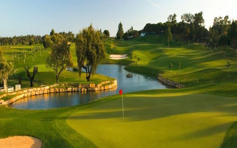 Pinheiros Altos Golf Course Golf Break