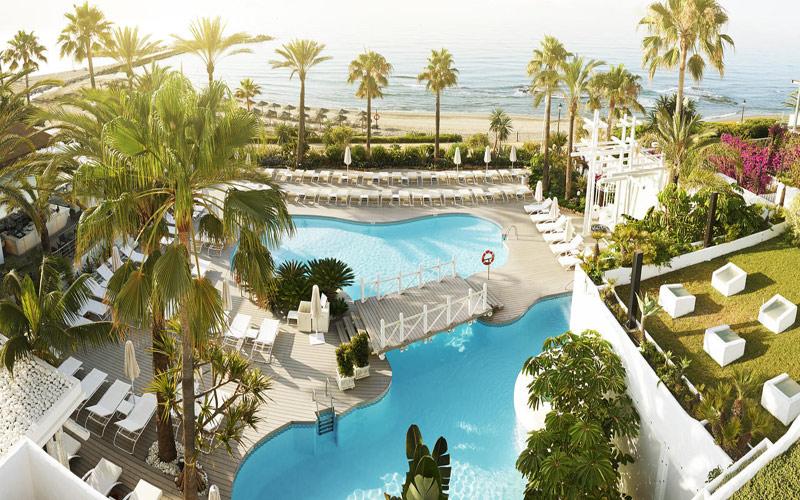 Puente Romano Hotel & Golf Marbella costa del sol golf holidays