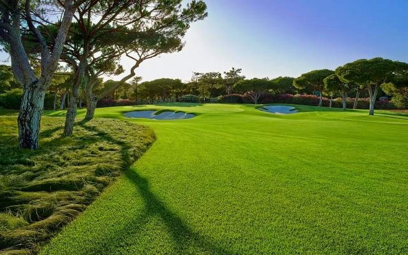 Quinta do Lago Golf Course Portugal