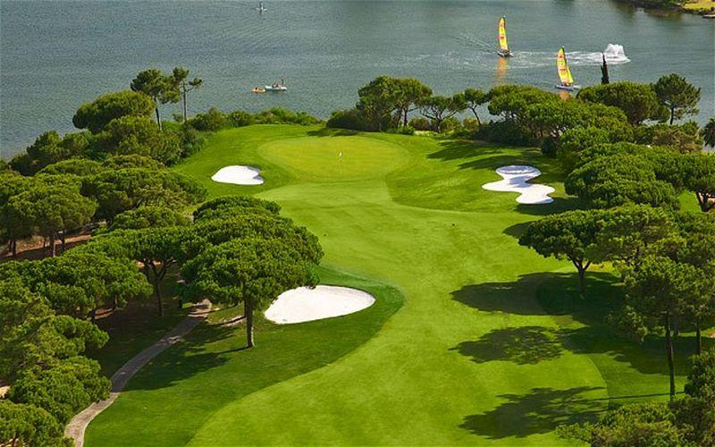Quinta do Lago South Course Portugal