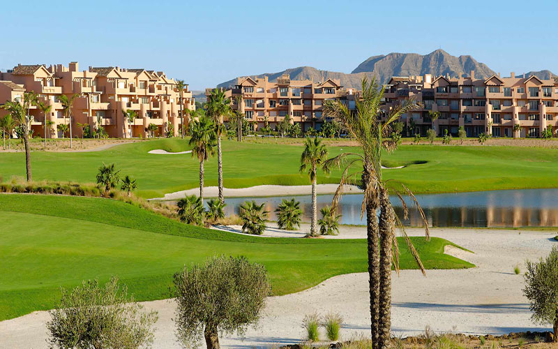 Residences Mar Menor Golf murcia golf breaks almeria golf holidays