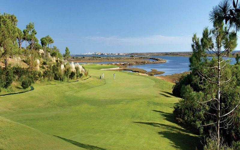San Lorenzo Golf Course Algarve Portugal