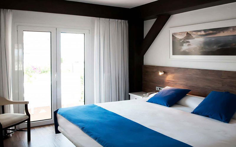 Santa Anna Hotel costa brava golf holidays